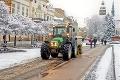 Slovákov zaskočil aprílový sneh amráz, meteorologička má však dobré správy: Pripravte sa na výrazné oteplenie!