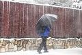 Východniari sa zobudili do bieleho rána, pri fotke z Demjaty budete krútiť hlavou: Aha, koho prikryl sneh!