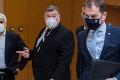 Čekan o juhoafrickej mutácii: Je to nová epidémia v pandémii! Krčméry hovorí o drastických opatreniach