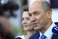 Slovinský premiér obvinil europoslancov z cenzúry: Neskôr urazený prerušil videospojenie s účastníkmi