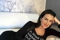 Silvia Lakatošová na svojej perfektnej figúre tvrdo maká: Po obývačke prejde 24 km