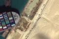 Nekončiaci príbeh: Egyptský súd opäť odročil konanie v kauze blokády Suezského prieplavu