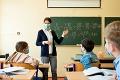 Výskum medzi učiteľmi ukázal alarmujúce výsledky: Za toto môže pandémia!