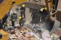 Smutná bilancia z Egypta: Počet obetí zrútenia budovy v Káhire stúpol