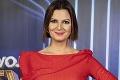 Lujza Garajová Schrameková zo šou Tvoja tvár: Podrazila Jojku? Herečka priznala farbu