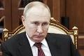 Putin ostro skritizoval Západ: Všetci sa tvária, že sa vôbec nič nedeje!