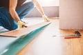 OTESTOVANÉ: Vymaľovanie bytu a výmena podlahy bez problémov a za super cenu!