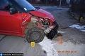 Ráno, aké by nechcel zažiť nikto: Opitý Popradčan ničil autom všetko naokolo, spôsobil škodu 14-tisíc eur