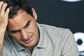 Je to športová tragédia: Federerovi sa nesplní jeho veľký sen