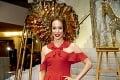Šatník celebrít: Krásna Táňa Pauhofová nie je náročná, v tomto ju však uvidíte málokedy