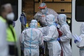 V Česku pribudlo viac ako 13-tisíc nakazených: Zomrelo ďalších 67 ľudí