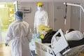 Pandémia na Slovensku: Laboratóriá potvrdili stovky nových prípadov, pribudli hospitalizácie!