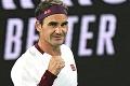 Bývalý wimbledonský šampión varuje: Nikdy neodpisujte Federera