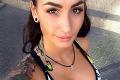 Ruská fitneska chce do ringu: Titul najsexi nositeľka tabuľky sa jej máli