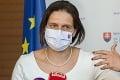 Kolíková vo vyjadreniach o Sputniku pritvrdila: Svojim blízkym by vakcínu neodporúčala