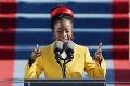Poetka z Bidenovej inaugurácie zažila rasistický incident: Toto je realita dievčat s tmavou pleťou