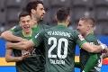 Bénesov bleskový gól na výhru nestačil: Augsburg podľahol Herthe