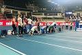 Skvelý krok k obhajobe halového titulu: Volko s prehľadom postúpil do finále šesťdesiatky