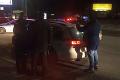Dráma v Košiciach: Vodič zrazil policajta a potom dupol na plyn! Spustila sa poriadna naháňačka