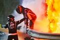 Vyšetrovanie Grosjeanovej nehody odhalilo nové desivé detaily: Šialené, čo prežil