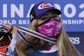 Shiffrinová je už na Slovensku: Na letisku ju čakalo krásne privítanie
