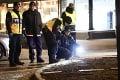 Krvavé besnenie vo Švédsku: Útočiť mal mladý Afganec, pre políciu to je známa firma