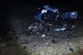 Nehodu pri Snine neprežil mladý vodič († 19): Pri náraze vypadol z vozidla
