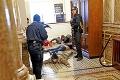 Útok na americký Kapitol má svoju dohru, slová šéfa FBI hovoria za všetko: Terorizmus!