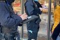 Polícia udeľuje na mieste blokovú pokutu do 1000 eur: Za čo všetko ju môžete vyfasovať?