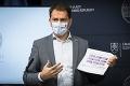 Premiér Matovič o očkovaní vakcínou AstraZeneca: Nad týmto sa treba zamyslieť