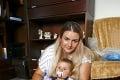 Dievčatku s Canavanovou chorobou splnili sen tisícky ľudí: Lívinka už čaká na správy z USA!