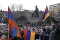 Dusná atmosféra v Arménsku, padli slová o vojenskom prevrate: Rázny odkaz premiéra