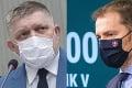 Ďalší náklad, Fico označil premiéra za blázna: Matovič klamal o ruskej vakcíne
