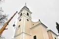 Unikátna oprava v kostole v Dubnici nad Váhom: Najťažšiemu zvonu vdýchnu nový život!