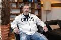 Richard Müller na sebe poriadne zamakal: Tá zmena sa nedá prehliadnuť