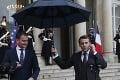 Matovičovci na posmech celému Slovensku: Trapas pred premiérovou návštevou francúzskeho prezidenta!