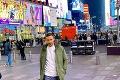 Život Mareka Fašianga na instagrame: Šport, príroda a krásna priateľka