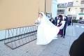 Konečne svoji! Dominika Stará vystrojila korona svadbu: Novomanželia žiarili šťastím