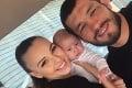Rozkošné video zápasníka Muradova s dcérkou Rumiou: Speváčkou po mame?