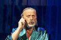Nezabudnuteľné postavy herca Štefana Kožku († 66): Hral aj vo filme, ktorý sa uchádzal o Oscara