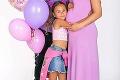 Z tanečnice Lady Mel je dvojnásobná mama: Meno novorodeniatka by ste len tak neuhádli!