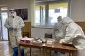 Výsledky testovania na Orave a v Bardejove: Vieme, odkiaľ pochádza najviac prípadov