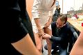 Pánom v zákulisí šou Zlatá maska muselo byť horúco: Sexi detektívka Verešová si nechala vliezť pod minisukňu