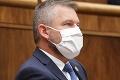 Expresne rýchlo prijaté zákony rozdelili poslancov: Pellegrini má vážne obavy