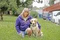 Smutný osud asistenčného psíka: Evitku ničí choroba, klientka sa pomoci tak skoro nedočká