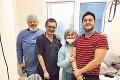 Patrikovi zmenil život inovatívny zákrok za 50000 eur: Sklerózu multiplex som porazil vMoskve