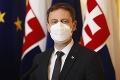 Premiér Heger sa poďakoval za dôveru: Koalícia hovorí o reštarte