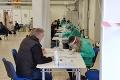 Očkovanie v Trenčianskom kraji: Rekordný víkend, prievidzské centrum zažilo premiéru