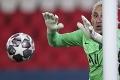 Zaskočený brankár Navas: Tento gól ho bude zrejme dlho mrzieť