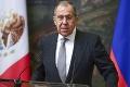 Ruský minister Lavrov: Vzťahy so Spojenými štátmi sú horšie než počas studenej vojny